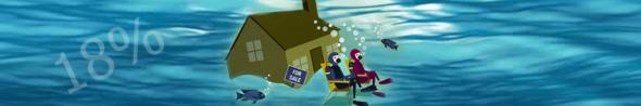 Portland Condos underwater